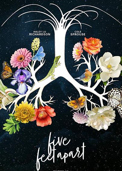 Ver Pelicula Five Feet Apart Pelicula Completa Online En Español Subtitulada Lungs Drawing Silk Art Movies