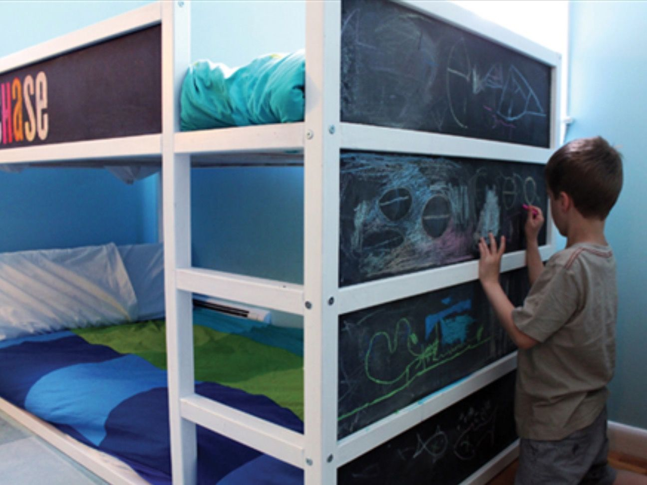 Snooze Bunk Beds 31 Ikea Bunk Bed Hacks That Will Make Your Kids Want To Share A Room
