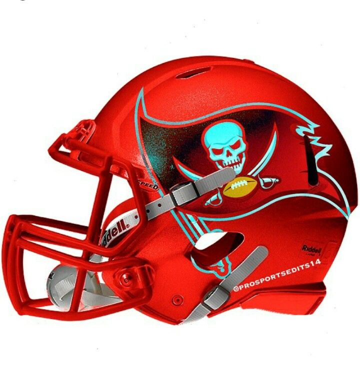 Go Bucs Cool Football Helmets Football Helmets Football Helmet Design