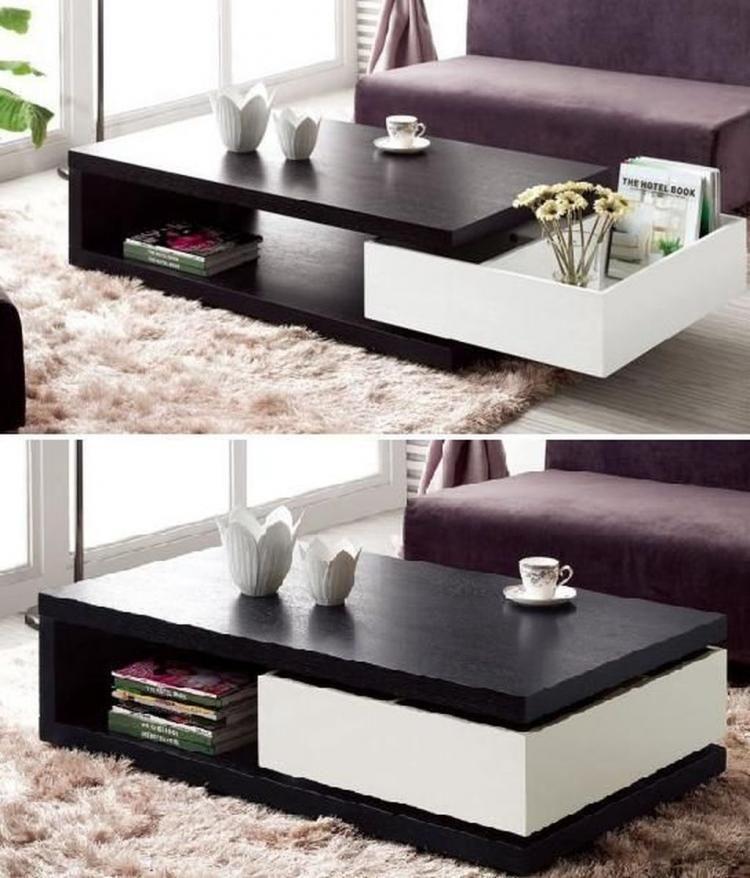 30+ Marvelous Coffee Table Design Ideas | Coffee table ...