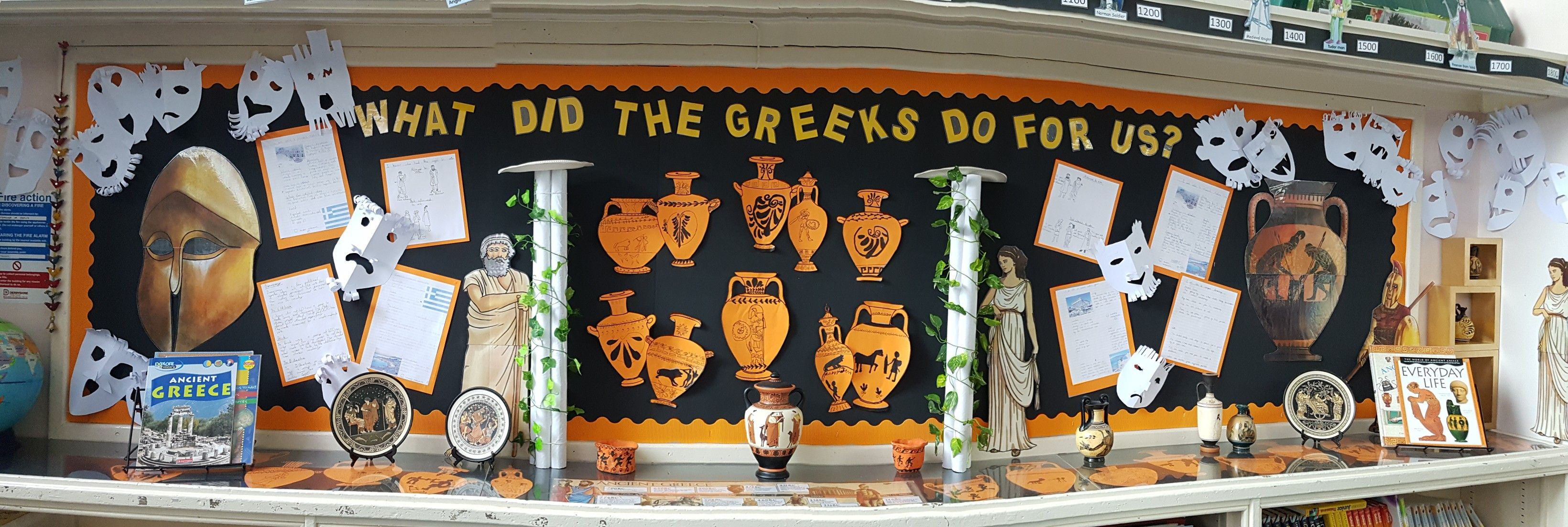 Ancient Greece Display
