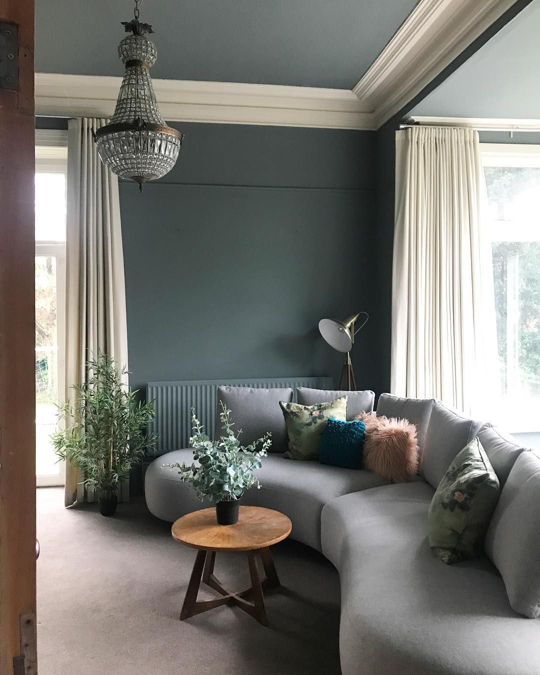10+ Top New Living Room Paint Colors