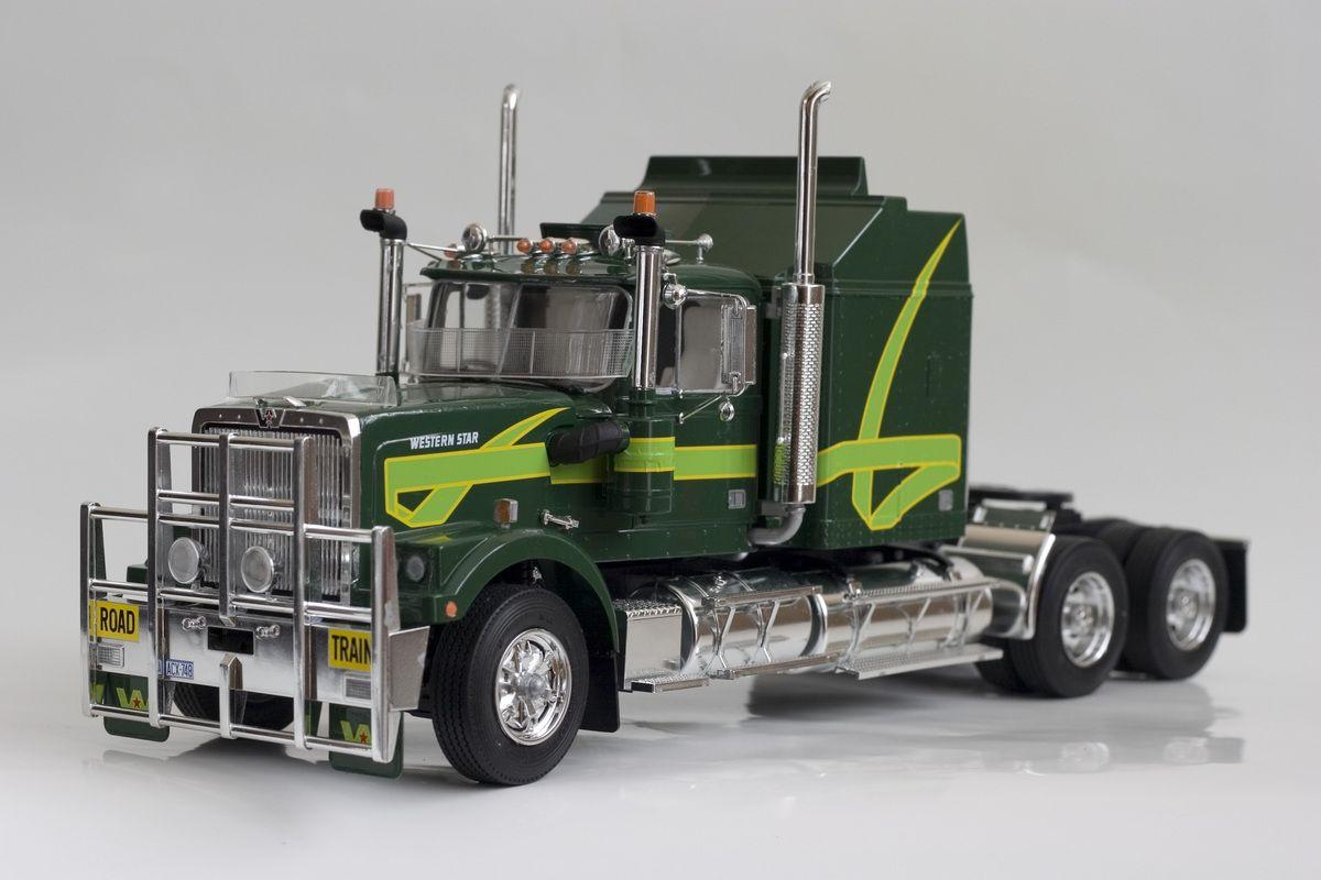 Italeri australian truck 1 24 scale plastic model kit 719 hobbies