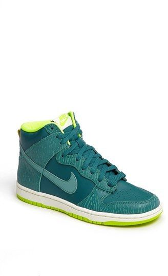26ca2112441 Nike  Dunk Hi - Skinny Print  High Top Basketball Sneaker on shopstyle.com