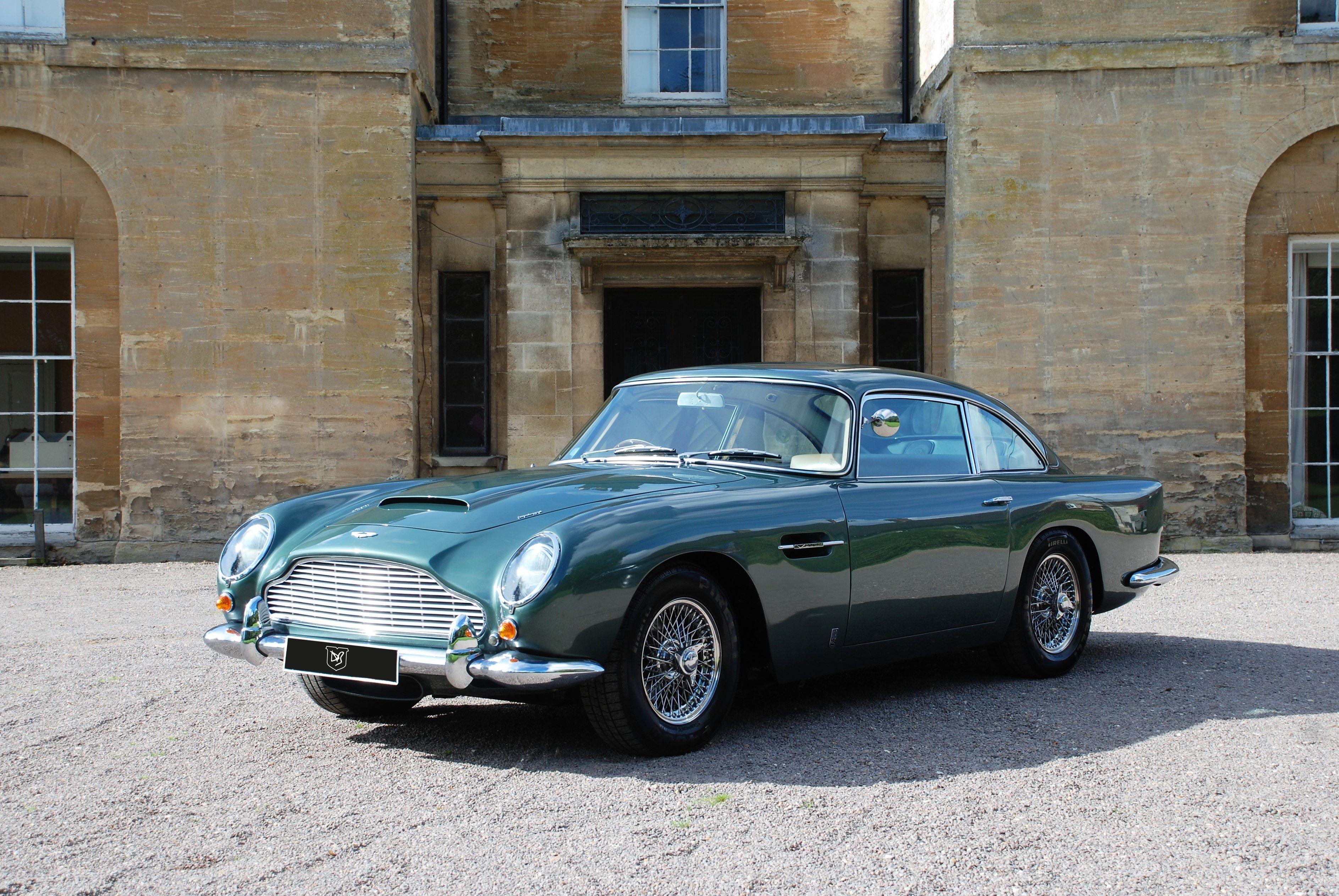 1964 Aston Martin Db5 Classic Driver Market Aston Martin For Sale Aston Martin Aston Martin Db5