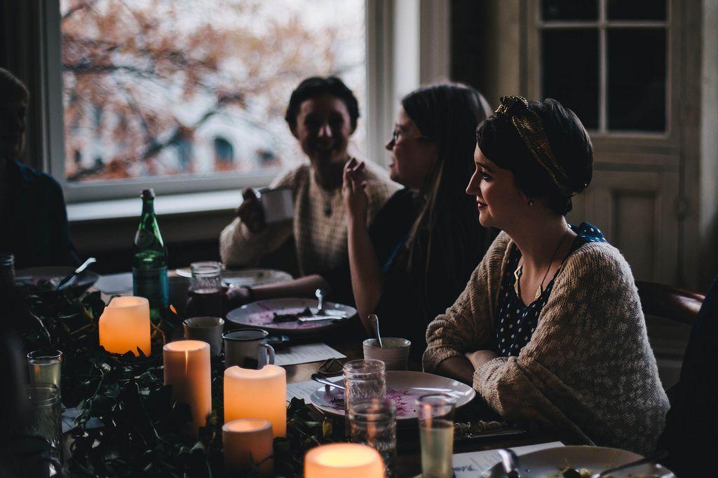#Kinfolk Style // #Dinner #Friends