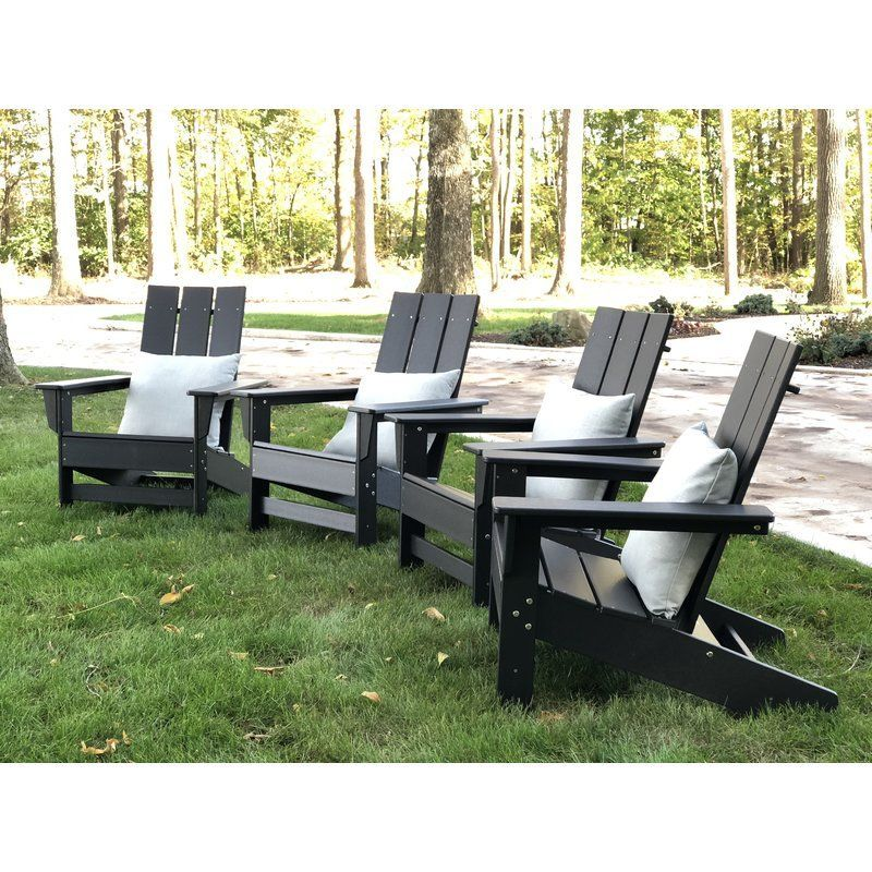 10 Best Plastic Adirondack Chairs In 2019 Wood Patio Furniture