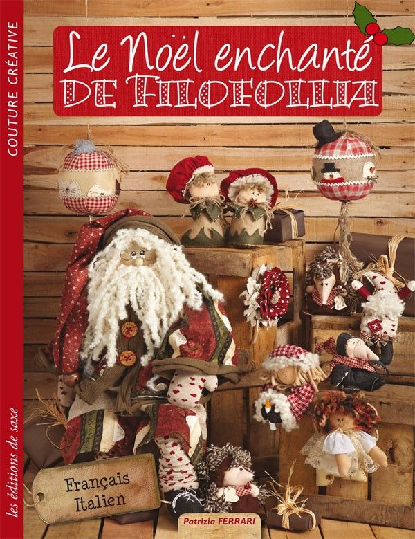 Le Noel Enchante De Filofollia Noel Creation De Noel Creations A Theme Noel