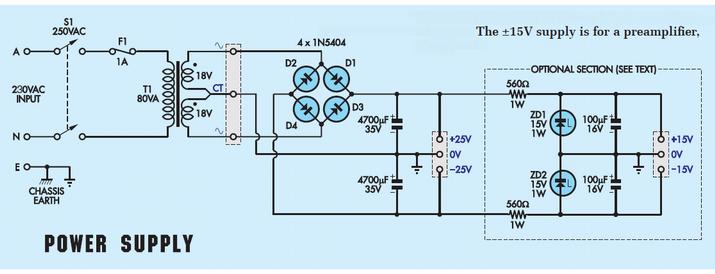 lm1875 audio amplifier 20w amplifier circuit amplifier rh pinterest com