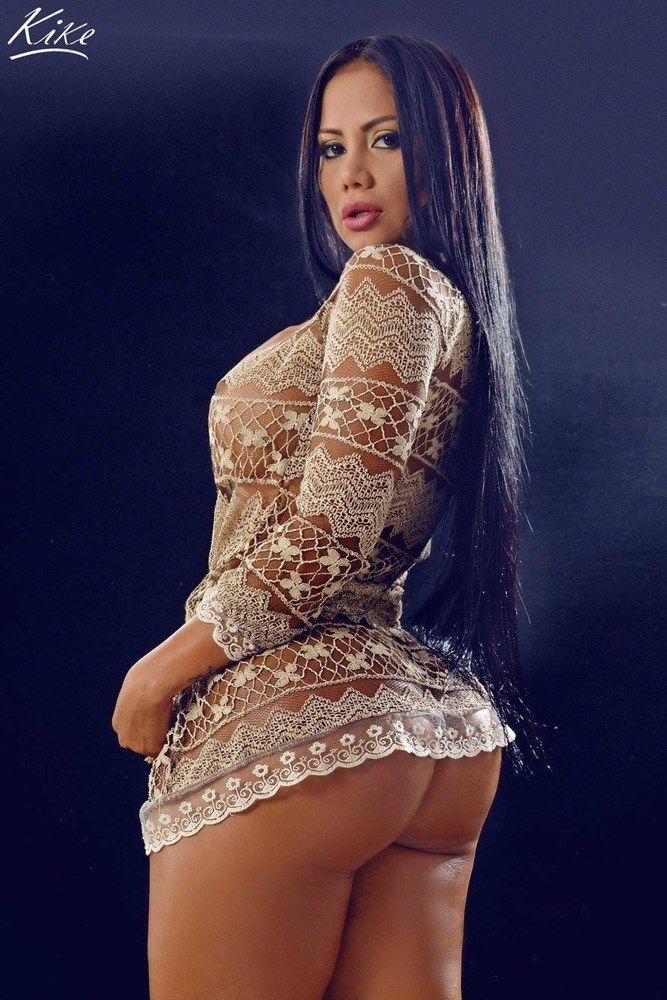 sexy Körper auf Spanisch