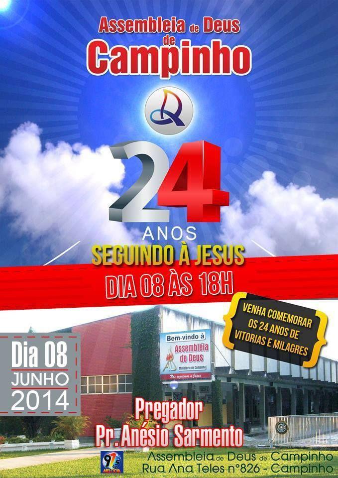 24º aniversario da ADECAMP