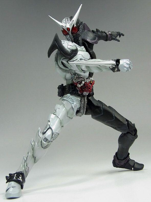 S.I.C. VOL.59 仮面ライダーW[ファングジョーカー]&仮面ライダースカル