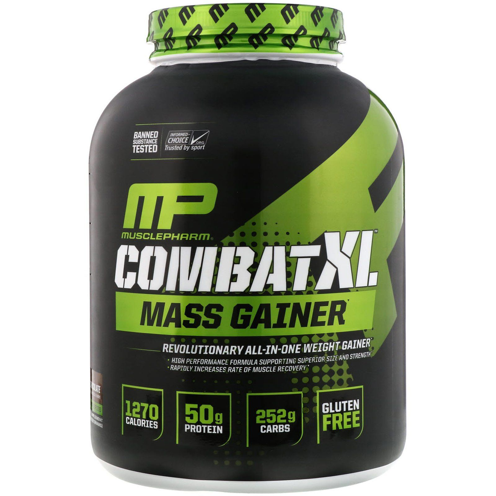 Musclepharm Combat Xl Mass Gainer Chocolate 6 Lbs 2722 G Muscle Pharm Mass Gainer Protein To Build Muscle