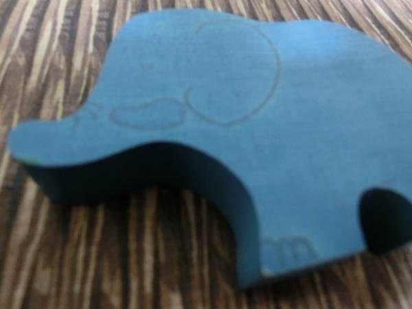 ドイツ製MERTENS 象 木製玩具おもちゃ北欧ボーネルンド動物 Scandinavian toys ¥700円 〆03月27日