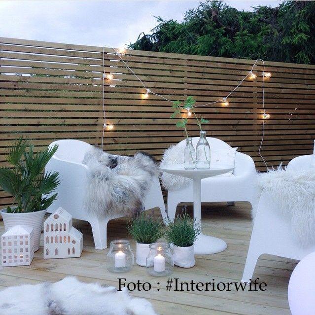 Herlig Lyslenke utendørs bruk Konstsmide   Stoltrekk og bordkort til JB-09