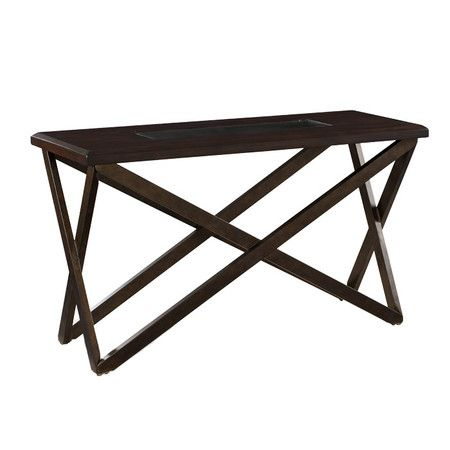 Sectional Sofas Magnussen Hennerly Console Table