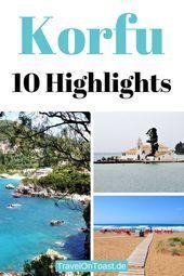 Consejos de Corfú (Grecia): ciudad, playas y lugares de interés – blog de viajes …