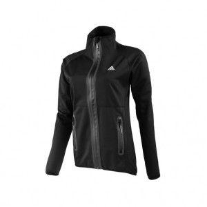 Schwarz Softshell Jacke Damen W Ase Sailing Adidas 3l LAR45j