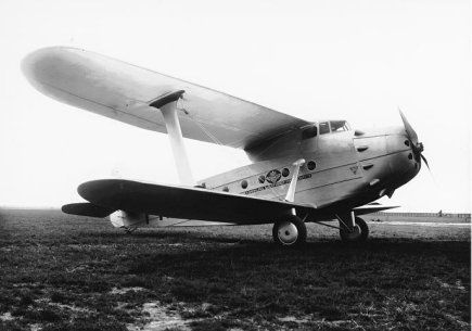 1931. First Jumbo freighter. Freight transportation has always played an important role at KLM. KLM's first 'jumbo'freighter appeared on the scene in 1931, a 'Carley Jumbo' produced jointly by the Dutch firms Pander and Werkspoor.