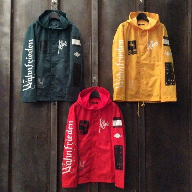 Alternatives to this Undercover nylon jacket? : streetwear
