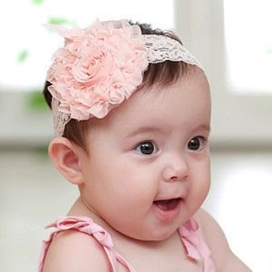 Toddler Girl Kids Baby Beautiful Angel Flower Headband Kids Hair Accessories