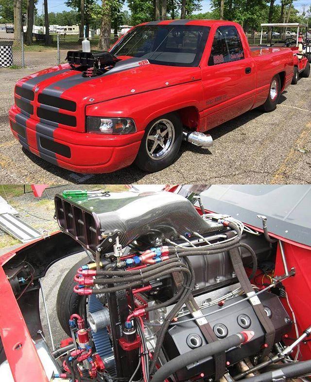 Moparchris440 Cadottoracing Dodgeram Supercharged Supercharger Blower Blown Boost Boosted V8 Musclecar Hotrod Hemi Mopa Dodge Trucks Trucks Dodge