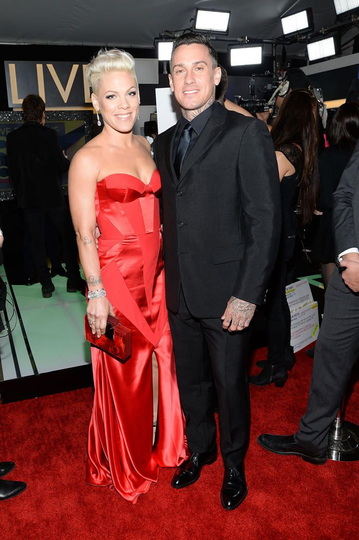 -pink and carey