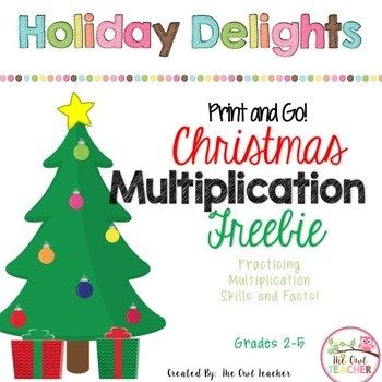 Add some festivity and holiday cheer to your classroom with this ...