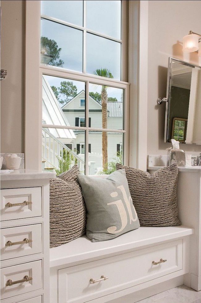 Photo of Erstaunliche Sitzbereiche im Badezimmer: Ein Testament für modernen Stil und Eleganz