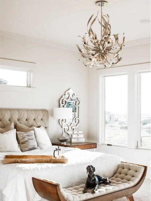 Master suite of  story bedroom bath contemporary also home rh pinterest