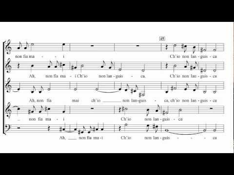 Carlo Gesualdo - Sesto libro di madrigali: VI. \