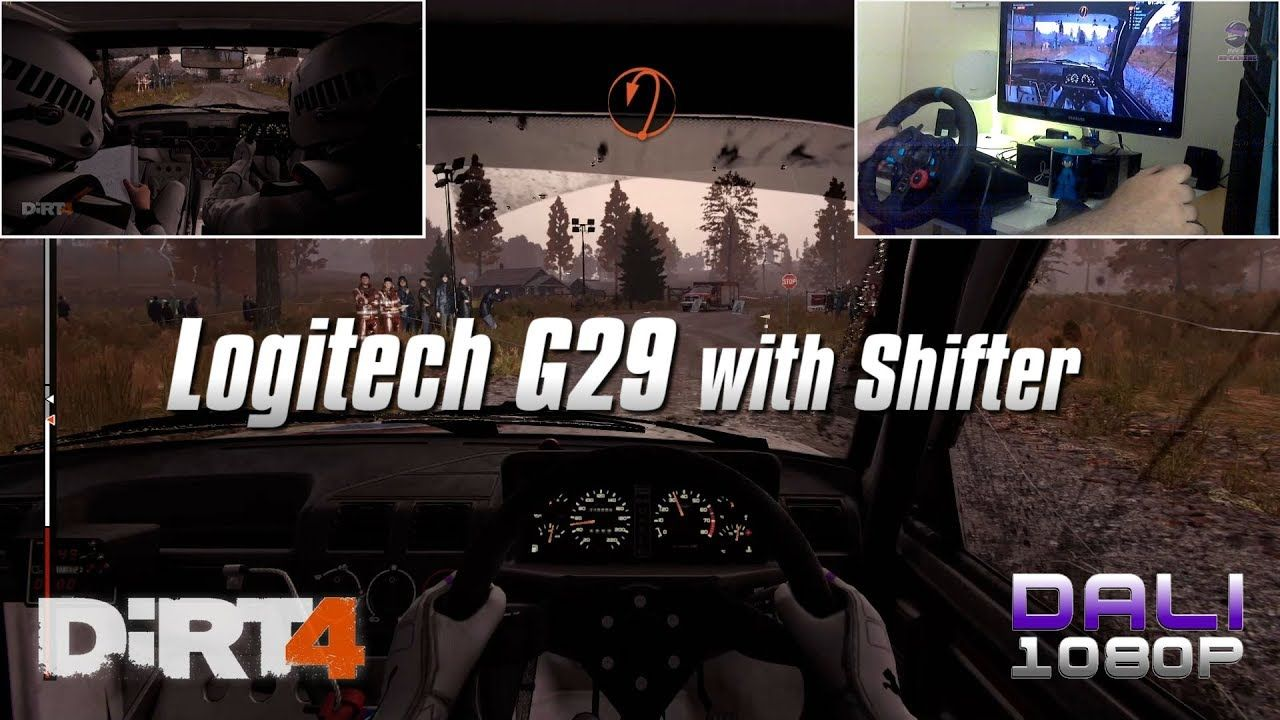 Daftar Harga Logitech G29 Driving Force Update 2018 Asus X441ua Wx095d Notebook Black 14ampquot I3 6006u 4gb 500gb Dos Im Using The Steering Wheel And Shifter On Dirt 4