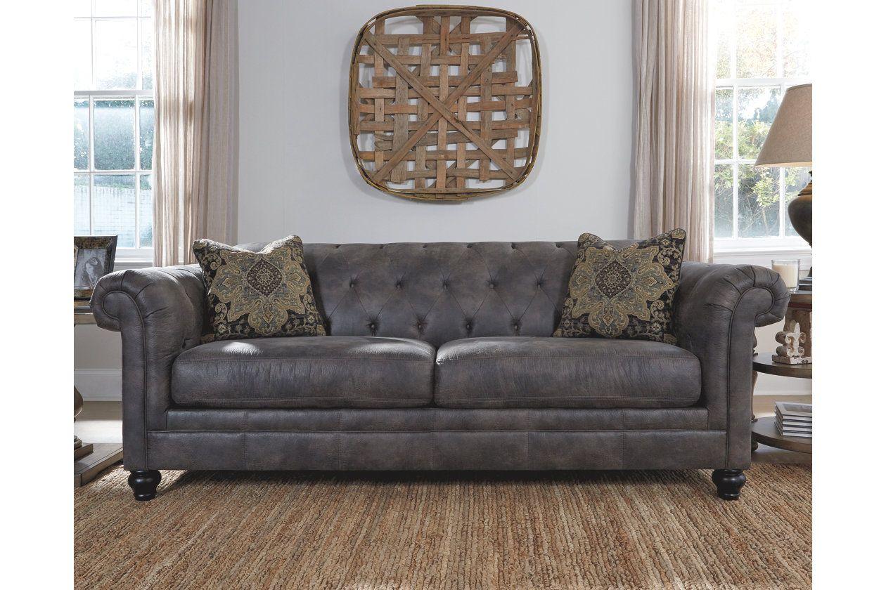 Hartigan Sofa And Loveseat Ashley Furniture Homestore Arrowhead