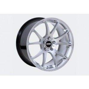 VMR V713  The V713 is a V-Spoke wheel with a deep concave face. The increased concavity of the V713 allows for fitment for nearly all aftermarket big brake kits.