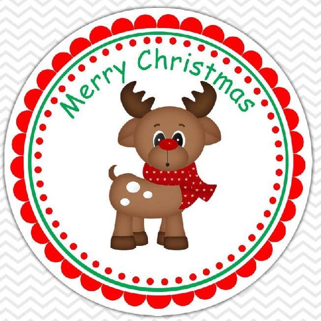 Printable Christmas Gift Tags Printable Christmas Prints Christmas Stickers