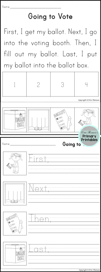 Sequencing Stories First Next Then Last Set 2 Kindergarten Writing Sequence Writing Writing
