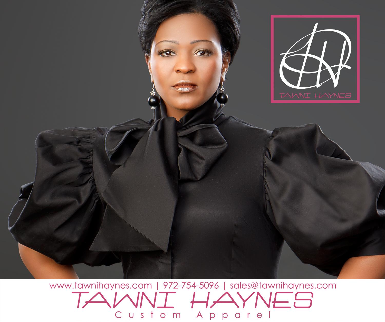1af1eca5302cf Tawni Haynes Custom Made Black Puff Sleeve Bow Blouse. Tawni Haynes  972-754-5096 www.facebook.com/TawniHaynesCustomApparel