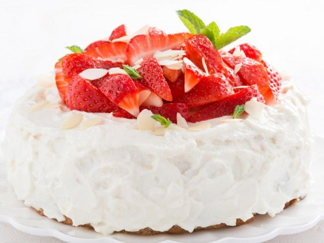 A 5-star recipe for Stabilized Whipped Cream Icing made with unflavored gelatin, water, heavy whipping cream, confectioners\' sugar, vanilla #stabilizedwhippedcream