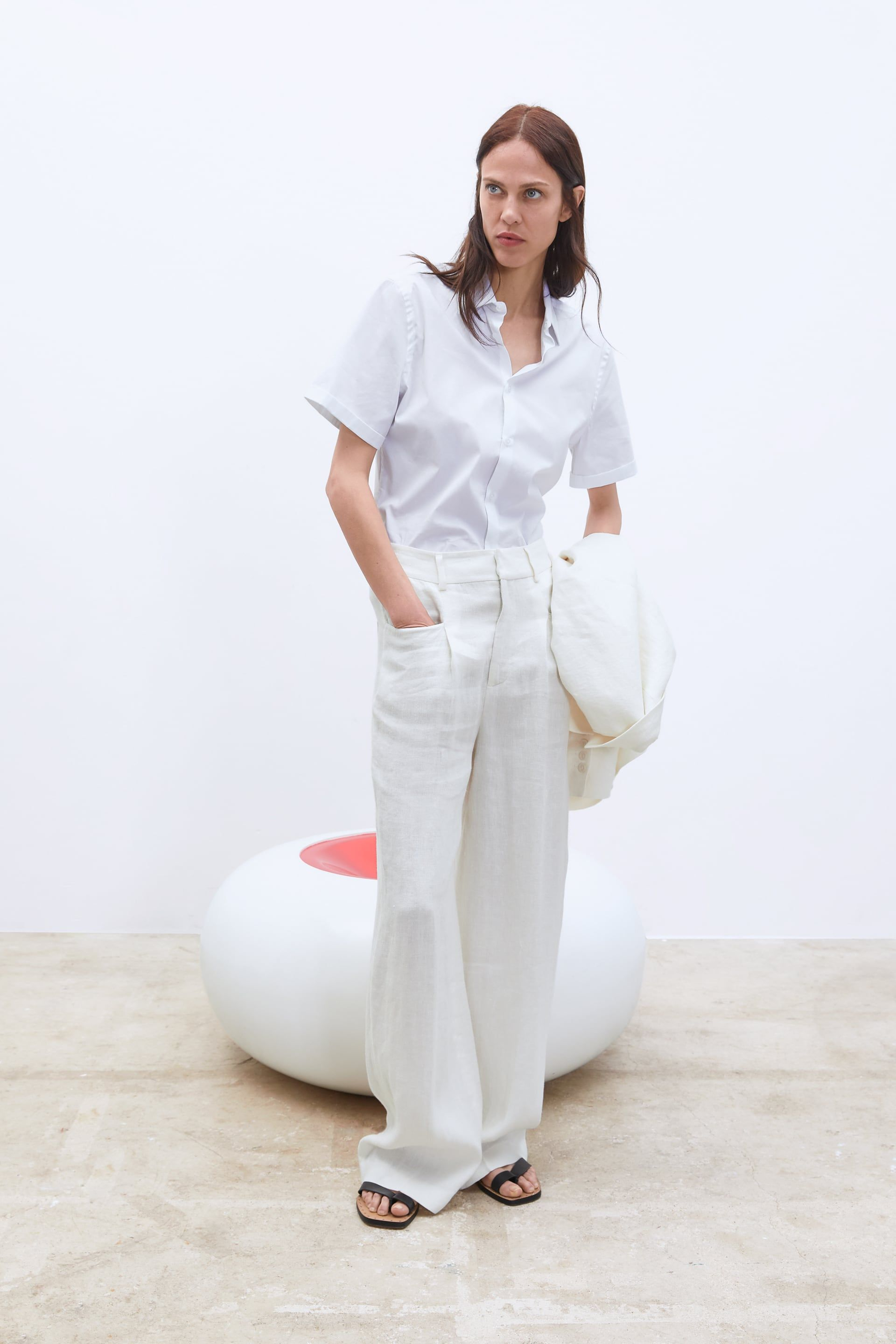 c1caa97ff5 Women's Trousers | New Collection Online | ZARA United Kingdom ...