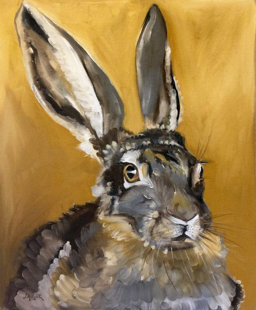 Jennifer mack art contemporary horse paintings