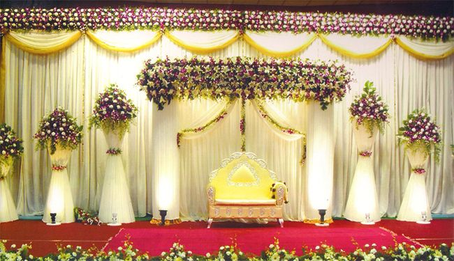 Image Detail For Wedding Stage Decoration Wedding Stage Decoration In Bangalore