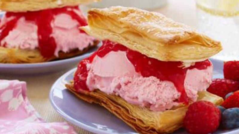 Berry Napoleons | Recipe | Plum pie, Bbc good food recipes ...