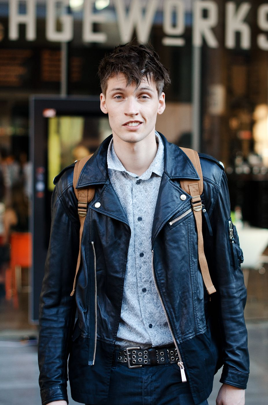 From Britten P L Post Show Mens Street Style Mens Fashion Inspiration Mr Style