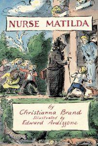 The Collected Tales of Nurse Matilda: Christianna Brand, Edward Ardizzone: 9780747576792: Amazon.com: Books