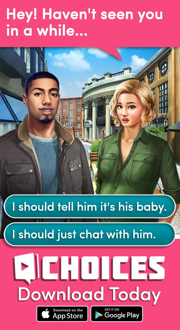 Play now and make YOUR Choice! Go to a romantic adventure