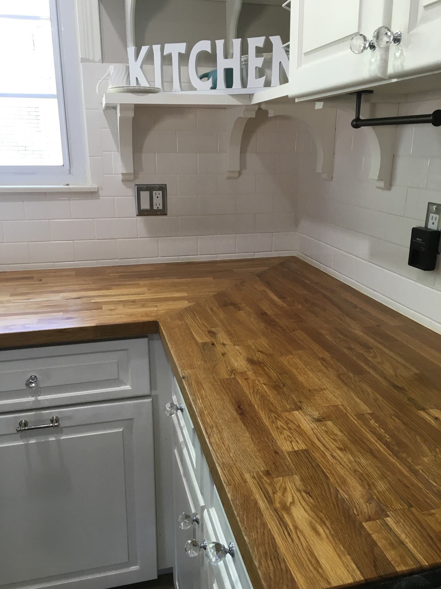 Wood Kitchen Counters Round Table Set 10 Reasons To Choose Countertops