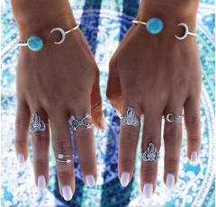 Bohemian Jewelry, Boho,Hippie, Necklace,Tribal,Rings,Boho Gifts,Gyps,Cochealla Style,Cochealla Jewelry,Turquoise Rings,Boho Jewelry,Gyps Rings,Bohemian Bracelet