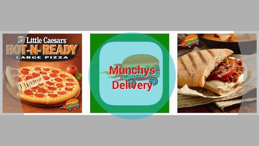 Munchys Delivery Tampa Florida 888 356 8624 Https Www