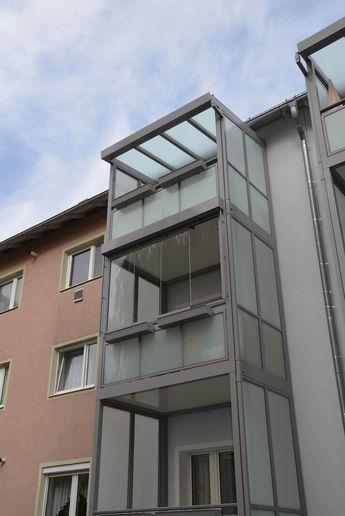 Loggiaverbau In Grau Und Allesn Ral Farben Mit Bildern