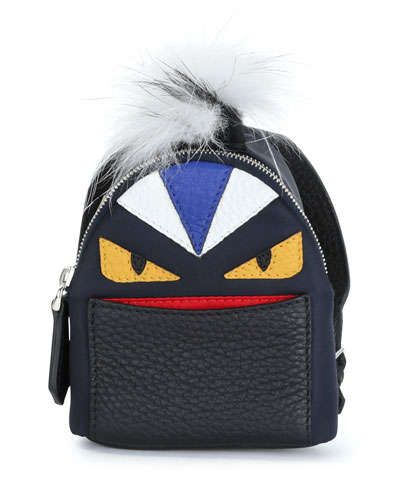 ea8da3df365f Fendi Men s Monster Eyes Peekaboo Bag